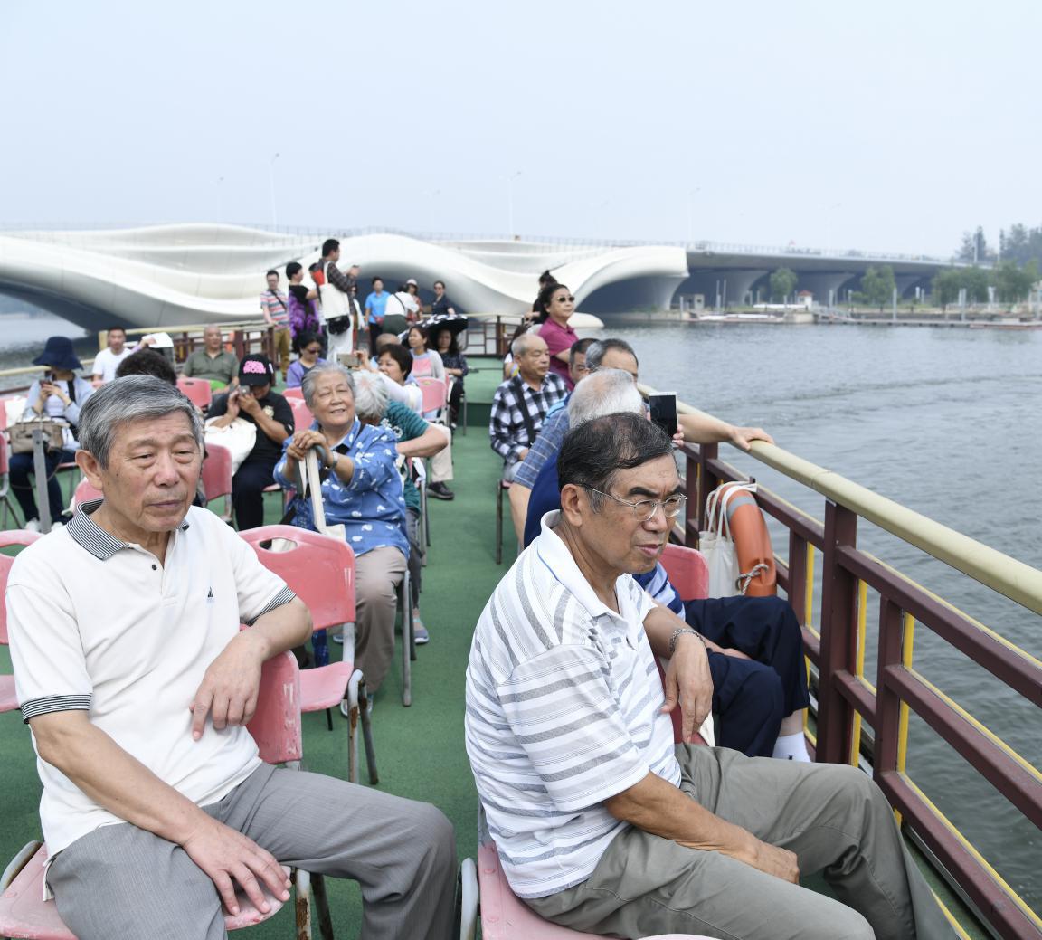 """北京启动""""旅游进社区·大运河文化宣传""""活动 助力大运河文化带建设-焦点中国网"""