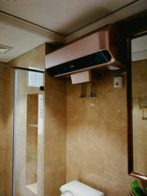 细长型产品,超薄型产品     电热水器推荐型号:全新一代海尔瞬热洗型