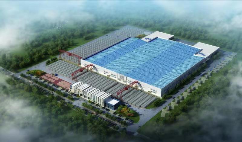 全球自动化及智能化程度最高的装配式生产基地即将在武汉投产