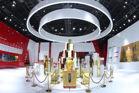 五粮液亮相第二届中国西部国际投资贸易洽谈会