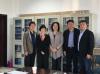 深圳南山宝生村镇银行与天津财经大学创意举行会议