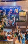 拥有百万粉丝超人气主播携手60+网红品牌空降丽宝广场阿宝集市!